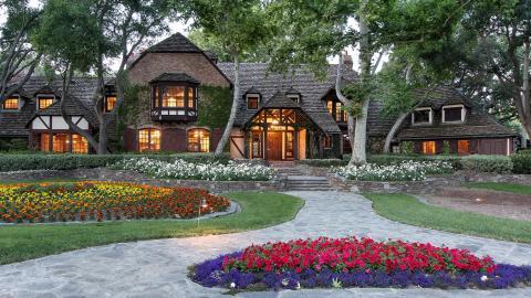 La mansión de Michael Jackson
