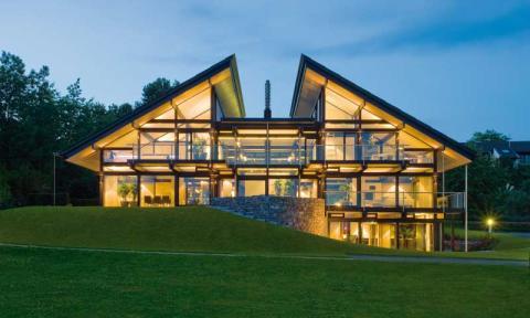 La mansión de Surrey de Antonio Banderas