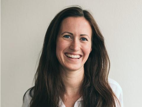 Marie Mostad, cofundadora de Inzpire.me