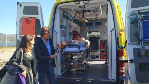 Medical Services Digital está realizando ya pruebas en el laboratorio de Telefónica en Málaga.