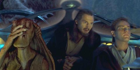 Mención deshonrosa: Star Wars EpisodioI: La amenaza fantasma