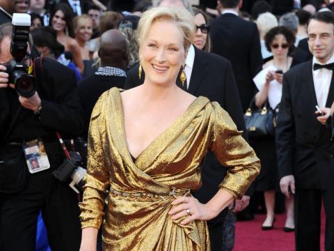 Meryl Streep es la actriz más nominada en la historia de los Oscar, con la asombrosa cifra de 21 nominaciones. De ellas, ha ganado 3 veces.