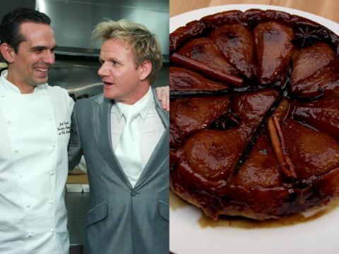 Un chef con una estrella Michelin revela el mejor plato que Gordon Ramsay le enseñó a hacer.