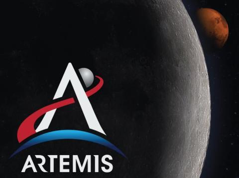El programa Artemis de la NASA apunta a aterrizar a la primera mujer el próximo hombre en la luna en 2024. Después tienen como objetivo enviar astronautas a Marte.
