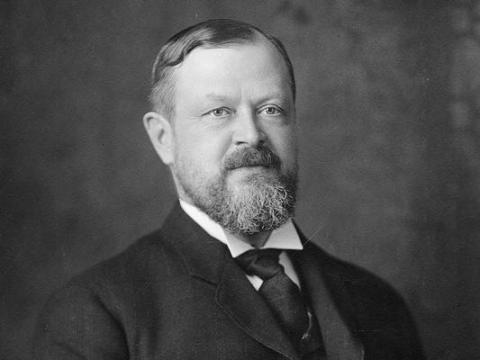 Charles Melville Hays.
