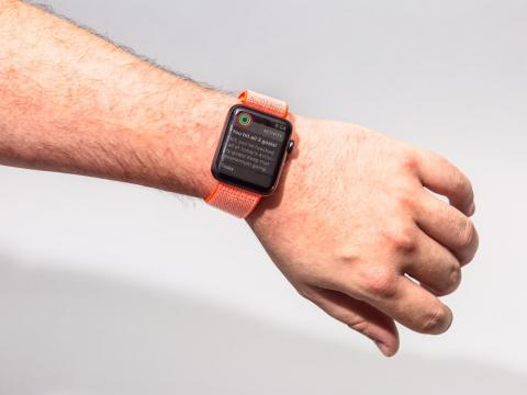 El próximo Apple Watch Series 6 podría tener el seguimiento del sueño.