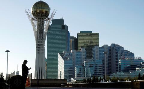 Nursultan, antes conocida como Astana, la capital de Kazajistán