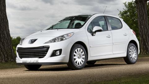 Peugeot 207 de segunda mano