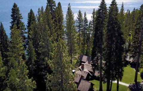 Propiedad Facebook Lago Tahoe