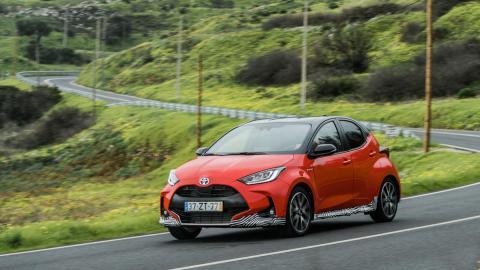 Prueba Toyota Yaris 2020