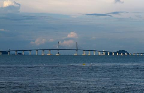 Puente Hong Kong-Zhuhai-Macao