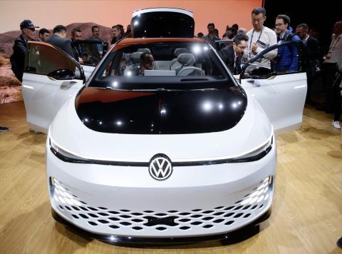 QuantumScape se asoció recientemente con Volkswagen.