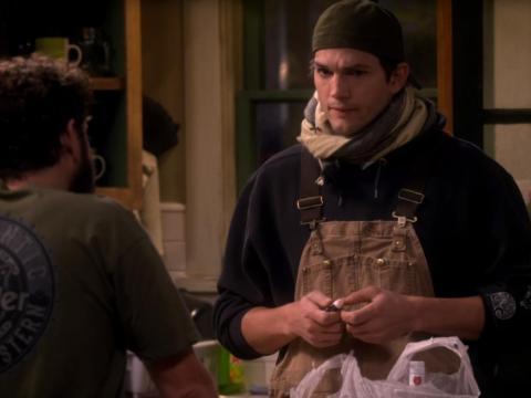 Ashton Kutcher protagoniza esta comedia original de Netflix.