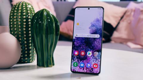 Samsung Galaxy S20 Ultra opinión