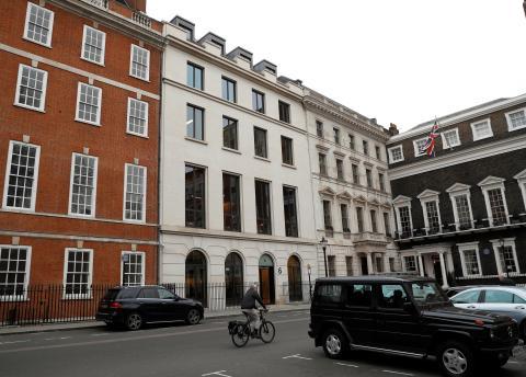 Sede de Río Tinto, 6, St James Square, Londres