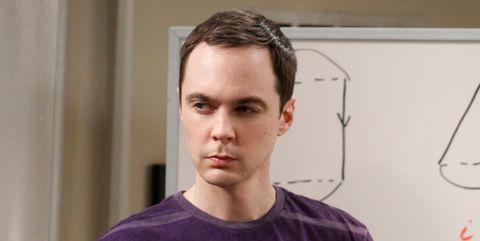 Sheldon Cooper en Big Ban Theory