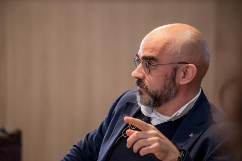 Carlos Núñez, consejero delegado de Henneo.