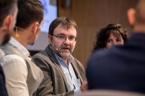 Ismael Nafría, director de National Geographic España.