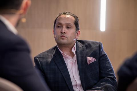 Mathias Sanchez, CFO de Upday.