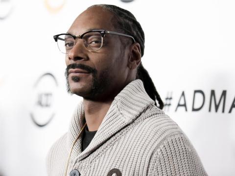 Snoop Dogg logró un récord mundial en 2018.