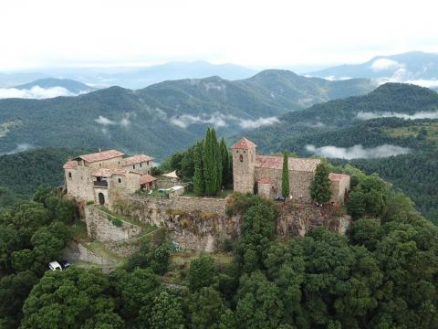 Una estancia en el castillo cuesta 343 euros por noche.