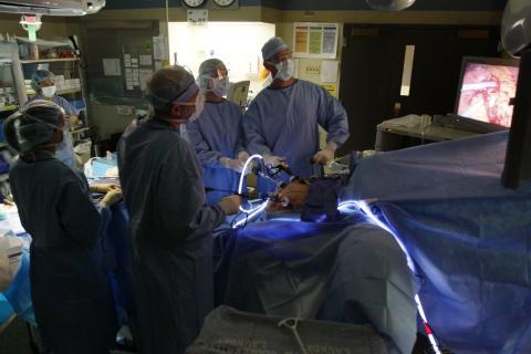 Técnicos quirúrgicos