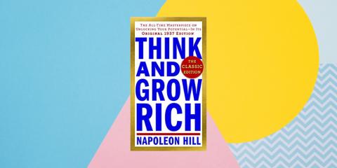 """""""Think and Grow Rich"""" ('Piensa y hazte rico') por Napoleon Hill"""