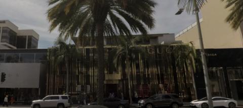 Tienda de Gucci en Rodeo Drive, Los Ángeles