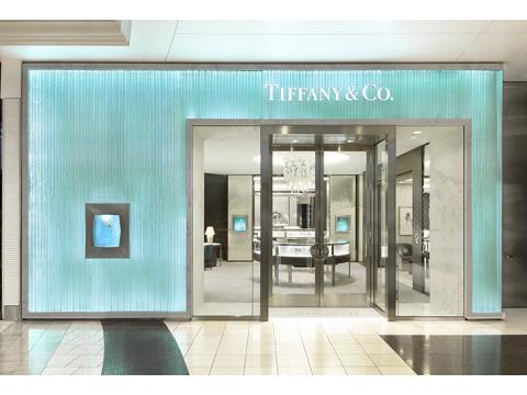 Tienda Tiffany, San Francisco