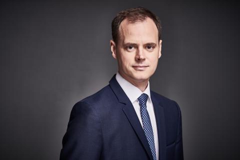Tim Sievers, CEO y fundador de Deposit Solutions