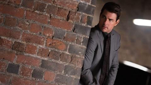 """Tom Cruise en """"Misión imposible — Fallout"""""""