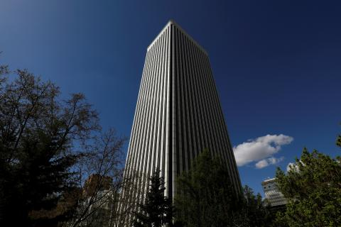 Torre Picasso Madrid
