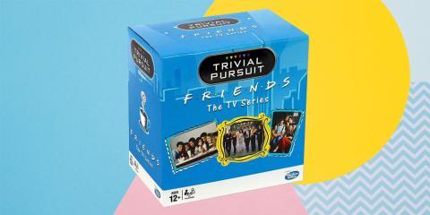 Trivial Pursuit de Friends