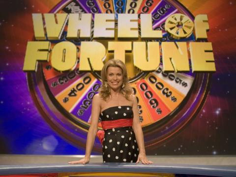 Vanna White hizo su primera aparición en 'La ruleta de la fortuna' en 1982.