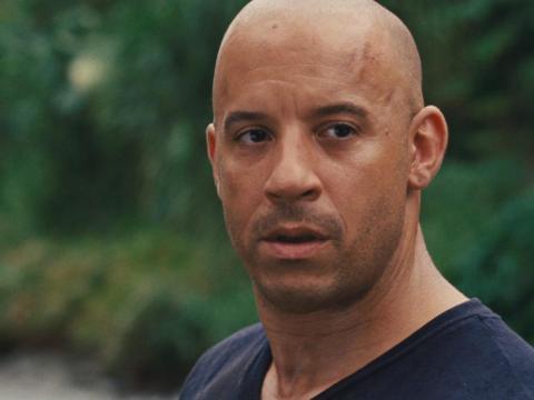Vin Diesel protagonizó junto a Paul Walker la franquicia 'Fast and Furious'.