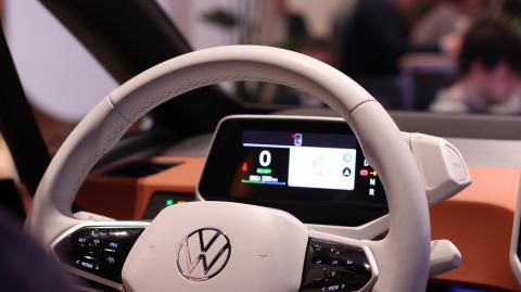 Volante del Volkswagen ID.3