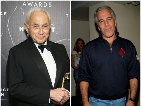 Wexner y Epstein