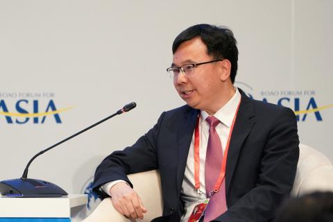 Yang Chaobin de Huawei.
