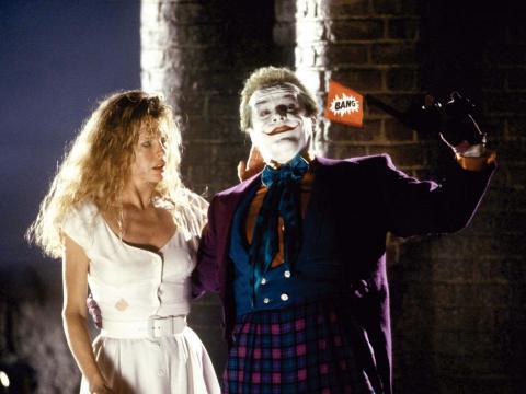 """11. Jack Nicholson as The Joker in """"Batman"""""""