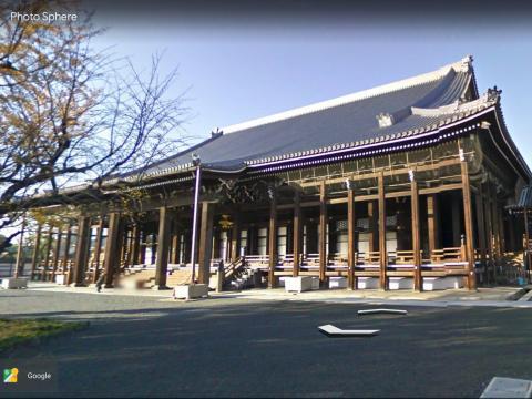 Templo Nishi Honganji