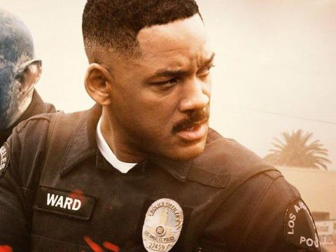 """15. Will Smith as Daryl Ward in the """"Bright"""" sequel"""