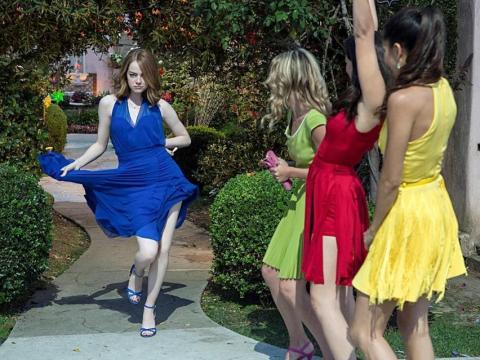 """19. Emma Stone as Mia in """"La La Land"""""""