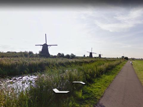 Kinderdijk Elshout