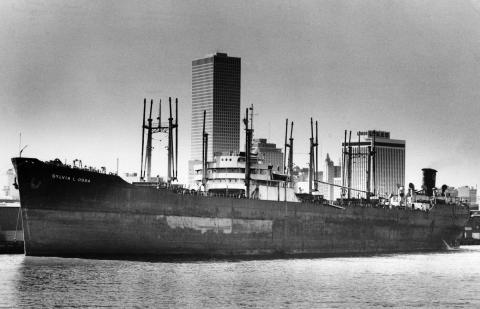 La Guardia Costera todavía busca el buque de carga panameño Sylvia L. Ossa en el Triángulo de las Bermudas.