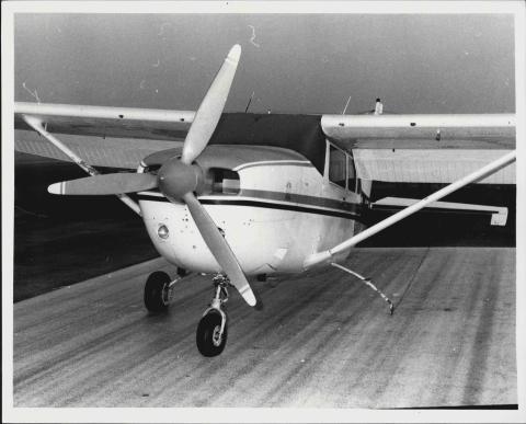 Avión Cessna.
