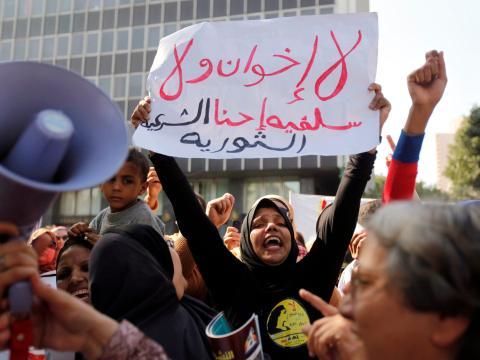 2010–2013: The dark web becomes an information-sharing hub for Arab Spring revolutionaries.