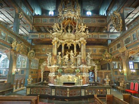 Iglesia de la Paz de Swidnica