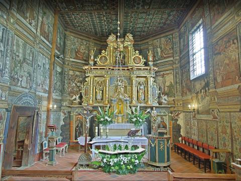 Iglesia del Arcángel San Miguel
