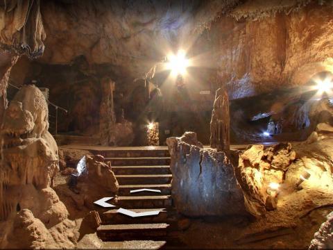 Cueva de Jasovská