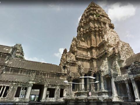 Torres de Angkor Wat